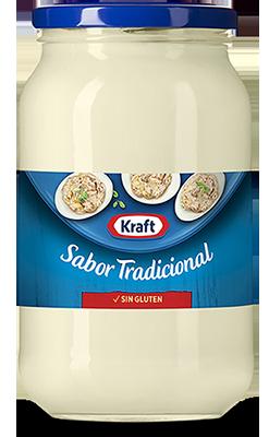 Salsas y mayonesa Kraft