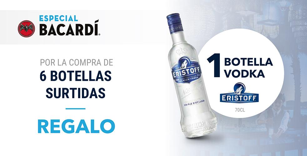 ESPECIAL BACARDI - ERISTOFF