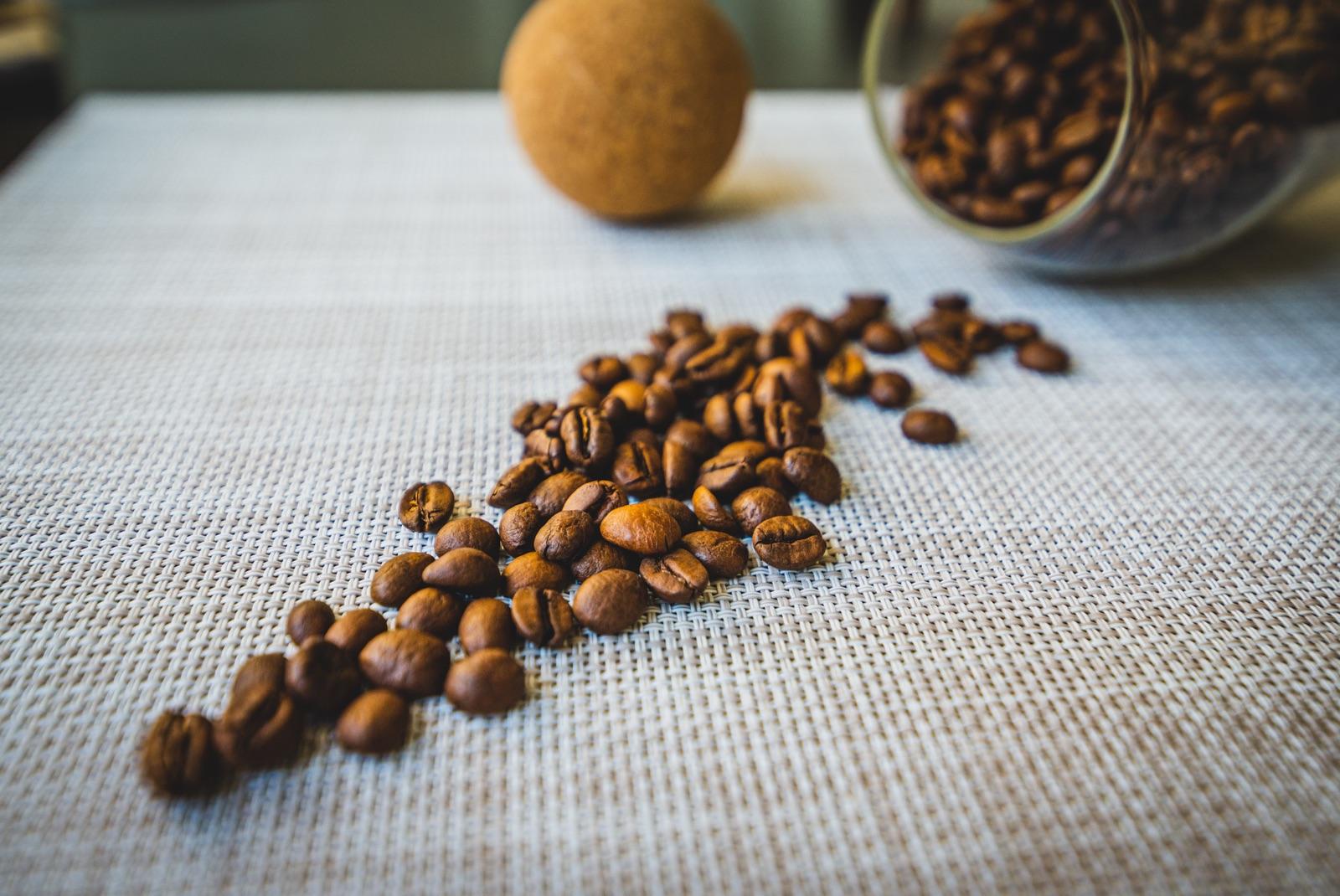 El café, la materia prima