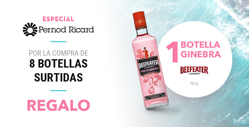 Especial Pernod Ricard - Beefeater Pink