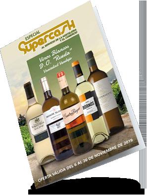 Ofertas vinos blancos noviembre 2019