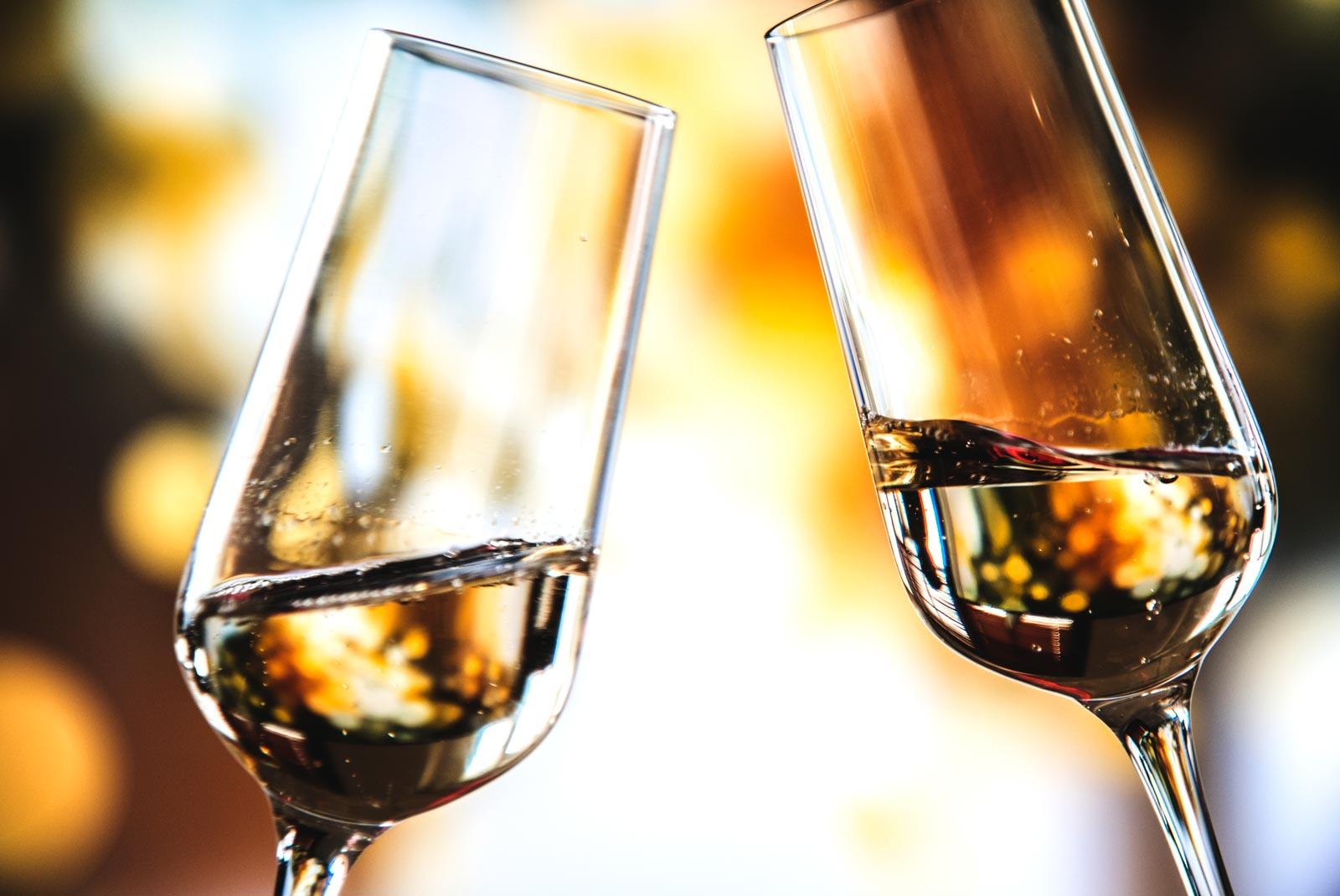 copa de cava o flauta tipos de copas de vino