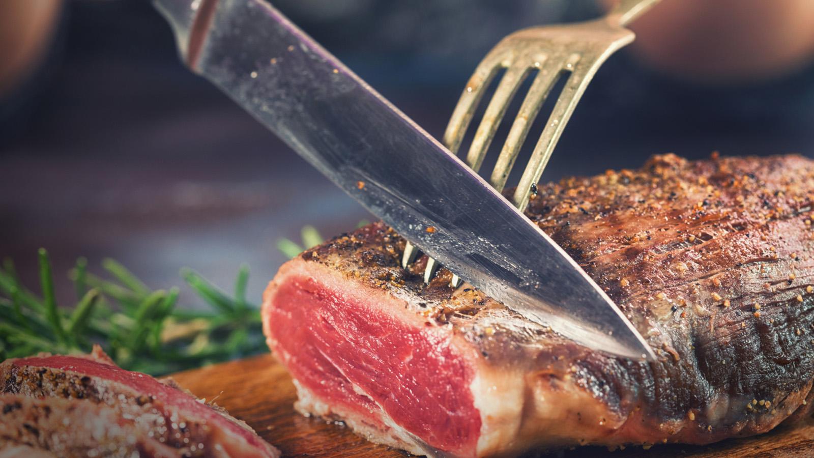 Tenedores para carnes