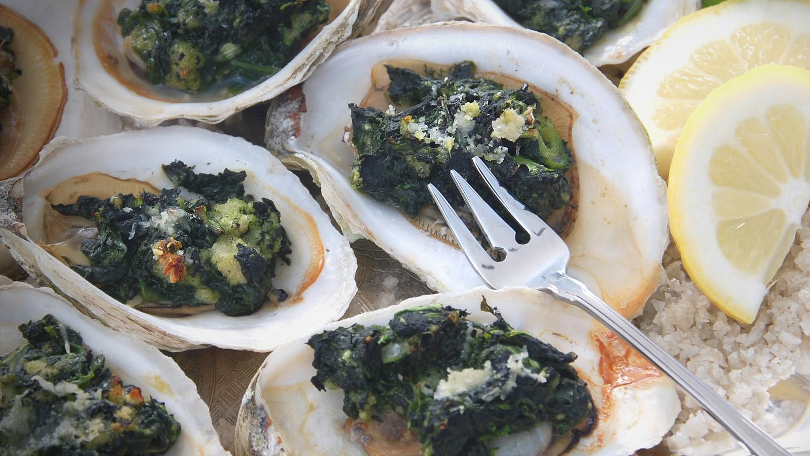 Tenedores para ostras