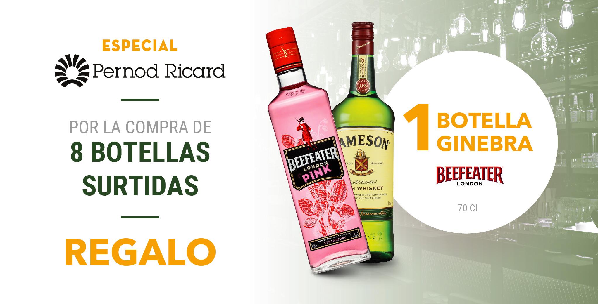 Especial Pernod Ricard - Marzo 2020