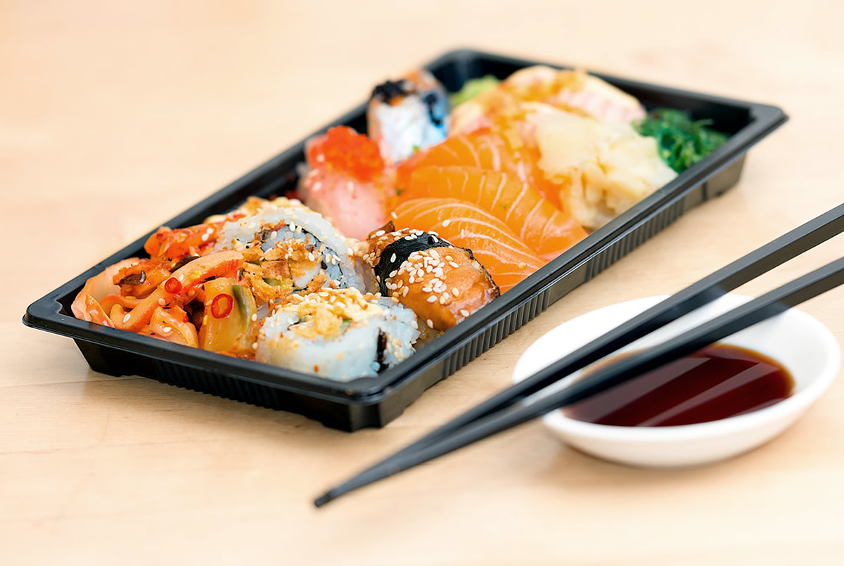 normativa anisakis restaurante shushi