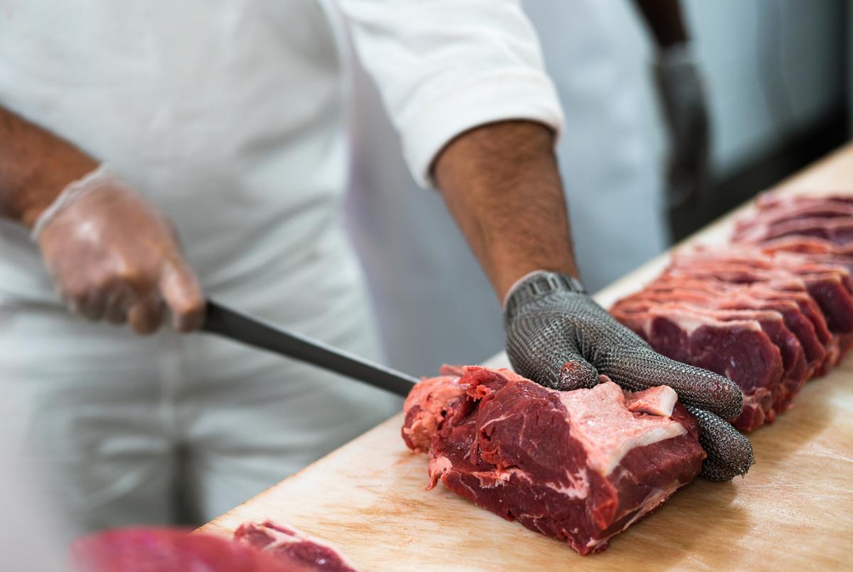 como preparar la carne madurada
