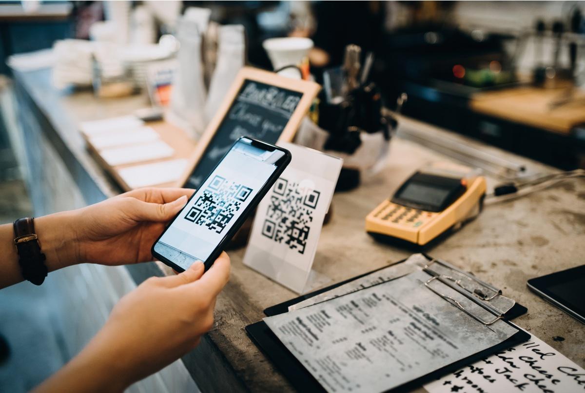 Carta digital en los restaurantes: utiliza los códigos QR