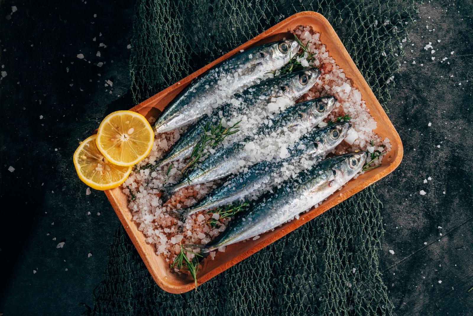 Pescado y marisco con bajo, medio y alto contenido en mercurio