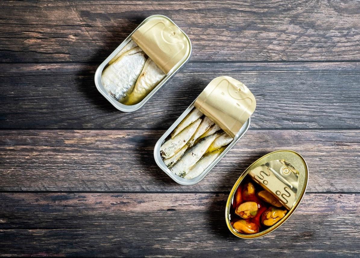 latas de conservas para hosteleria