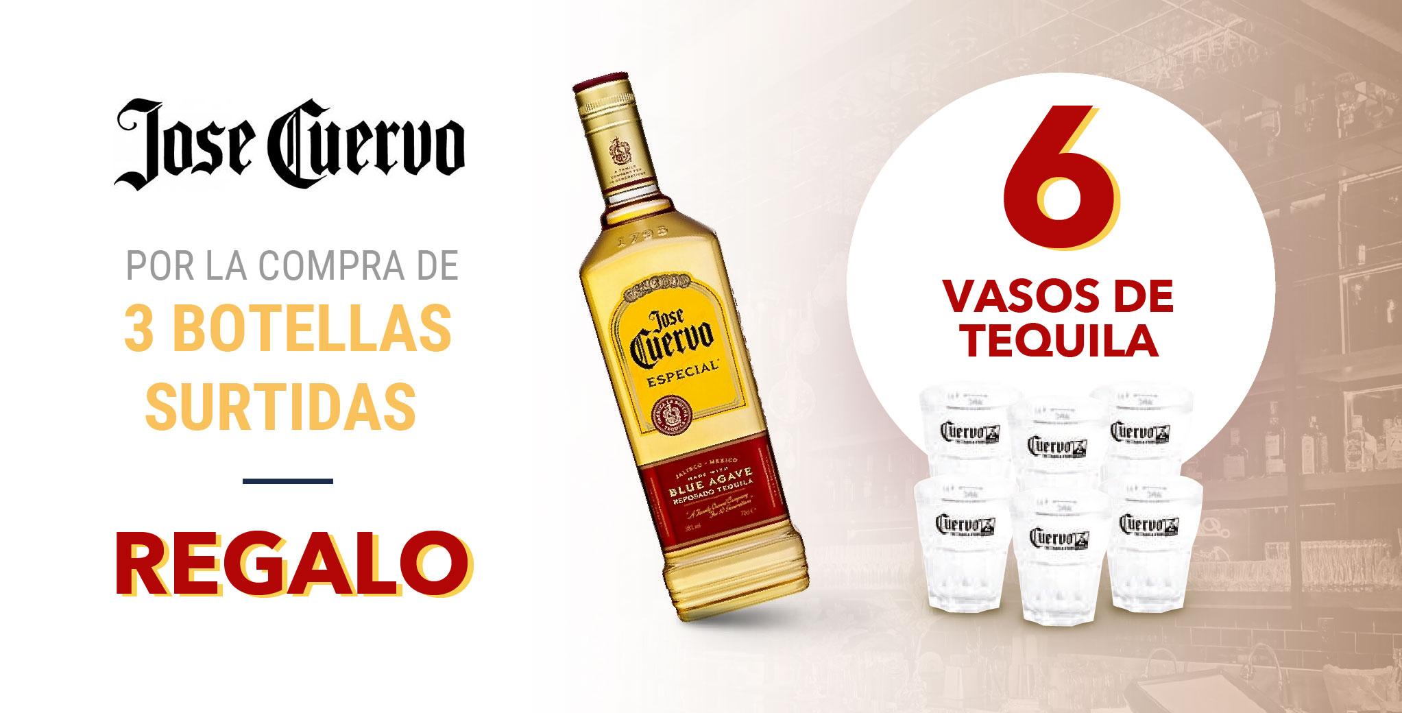 Especial Jose Cuervo