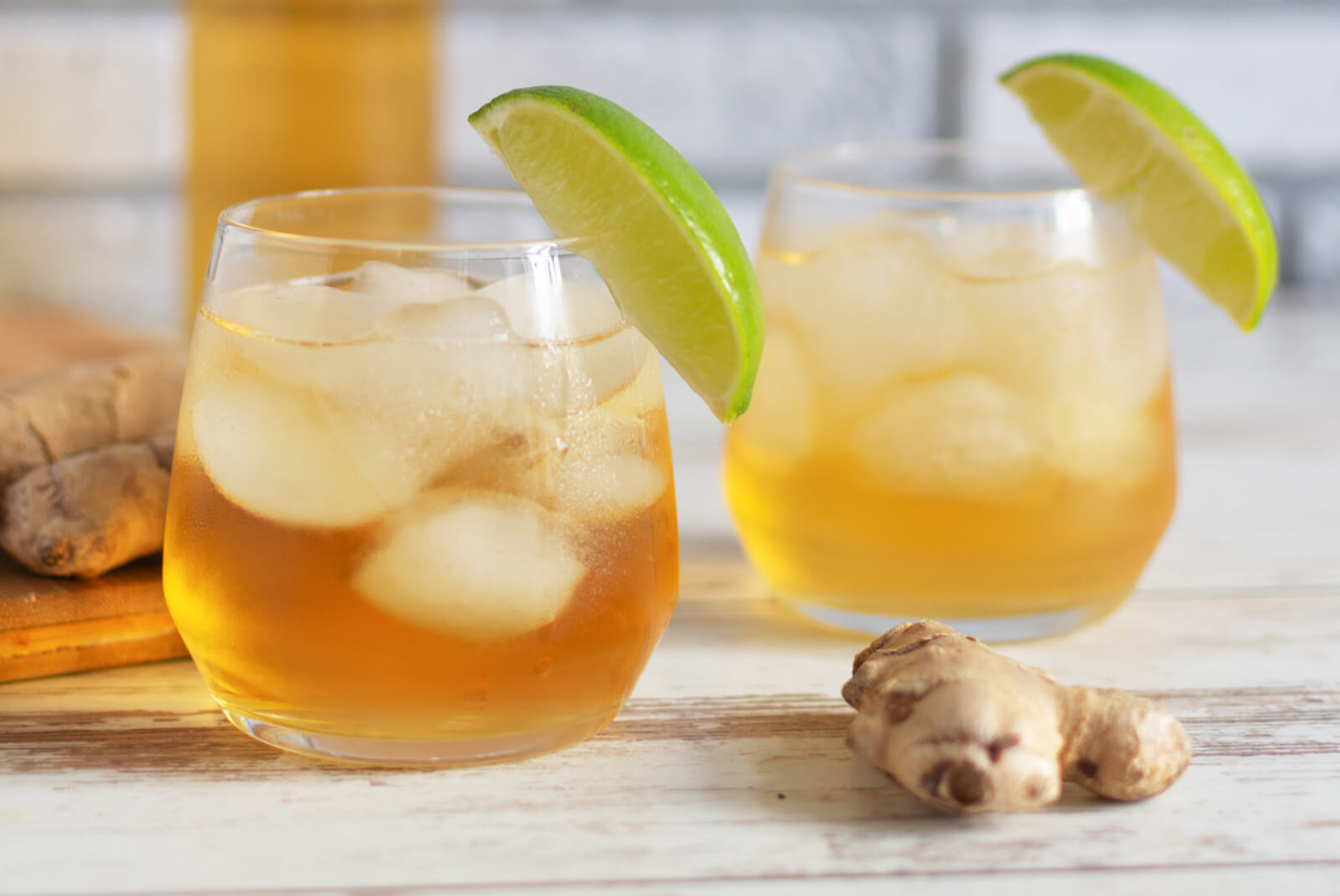 ginger ale para tapear