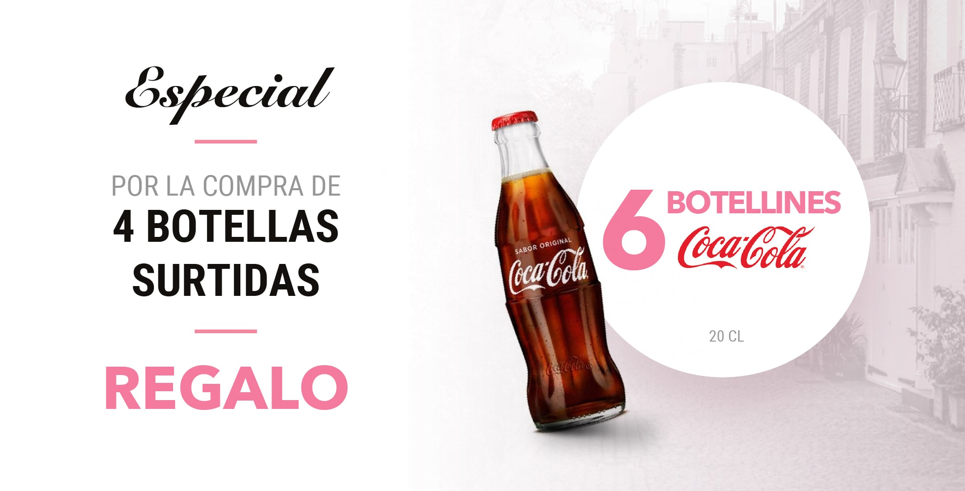 Especial Coca-cola